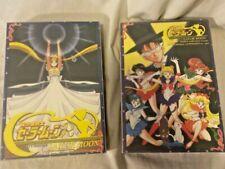 Pretty Soldier Sailor Moon  8-DVD Complete Season #1 & 2 Eps 1-89 Anime Series