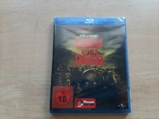 LAND OF THE DEAD BLU-RAY DIRECTORS CUT HORROR ZOMBIE FILM MOVIE NEW AND SEALED