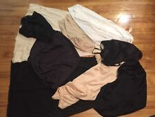 Wholesale Vintage Full Half Slip & camisole Bloomers Nightie Lot of Size  S M L