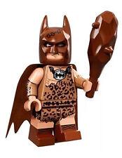 Lego Batman Movie Series 71017 Mini Figure  # 4 Caveman