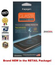 SPIGEN GLAS.TR Nano LIQUID Premium UNIVERSAL Wipe-On Screen Protection KIT