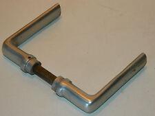 vintage POIGNEE de PORTE en metal ALU aluminium DOOR handle TIRADOR Türgriff