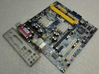 Genuine Foxconn RC4107MA-RS2H D3 Socket LGA 775 Motherboard with Backplate