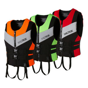 2019 Adult Life Jacket Kayak Ski Buoyancy Aid Vest Sailing Fishing Watersport