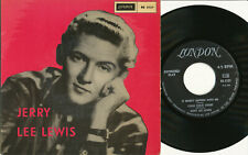 """JERRY LEE LEWIS EP Sweden LONDON RE 5121 """"4 Great Songs"""""""