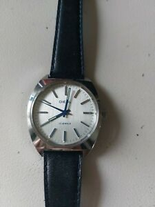 Vintage Diehl MAN Uhr Armbanduhr Automatic Handaufzug