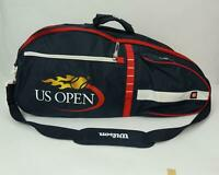 Wilson US Open Tennis Racquet Racket Bag Navy Blue