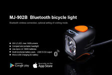 MTB BIKE LIGHTS KIT- BLUETOOTH 1600 Lumen LED RECHARGEABLE MAGICSHINE MJ-902b