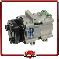 New A/C Compressor 1010022 - 4L3Z19703AB F-150 Mustang Grand Marquis Town Car Cr