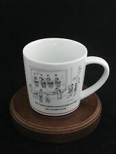 The NewYorker Fine Porcelain Mug By Michael Maslin The Cartoon Bank