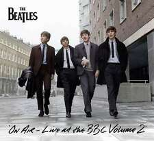 THE BEATLES / ON AIR - LIVE AT THE BBC VOLUME 2 * NEW 2CD'S * NEU *