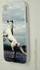 iPhone Cover Case 4 4S Hard Back Apple Horse On Two Legs Plastic Free Shipping
