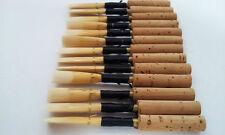 5 Oboe reeds / Handmade / Medium / Guercio D10 47mm / NEW