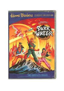 PIRATES OF DARK WATER COMPLETE SERIES New 4 DVD Set