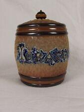 C.1840-c.1900 Stoneware Jars