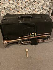 Selmer/Elkhart Signet Trumpet With Vincent Bach 7C MouthPiece and case