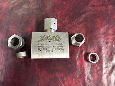 AUTOCLAVE ENGINEERS CTX9990 - TEE