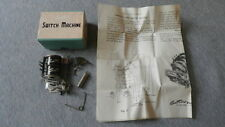 Kemtron Positive Lock Switch Machine With Wiring Instructions ~ TS