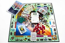 Monopoly Here And Now Electronic Banking Board Game Credit & Debit Cards Bank