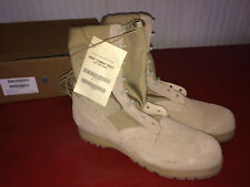 Wellco Size 16R Type 2 Hot Weather Military Surplus Army Combat Boots NIB!!