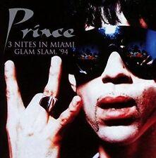 Prince - 3 Nites in Miami Glam Slam '94 4 X CD
