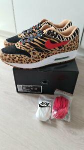 Nike Air Max 1 DLX ANIMAL AQ0928700 US12, EUR46 neu ungetragen air max animal