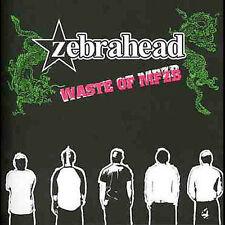 Waste of MFZB by Zebrahead (CD, Jul-2004, Sony)