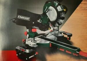 Parkside Sliding Compound Mitre Saw 2000w - Brand New
