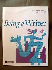 Being A Writer Student Skill Practice Book Grade 5 by Developmental Studies