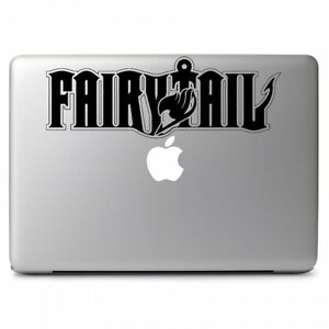 Cool Anime Graphics Sticker Laptop Vinyl Decal Apple Notebook Macbook Air Pro