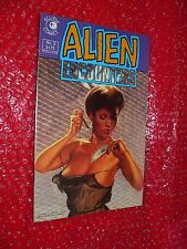Alien Encounters #3 comic 1985 Eclipse