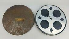 Vintage 16mm Film ~ 1948 PA High School Football ~ Clearfield vs Philipsburg
