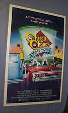 Original CHEECH & CHONG'S NEXT MOVIE Regular 1 Sheet 1964 CHEVY