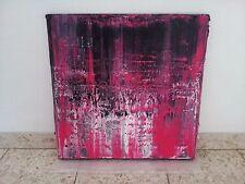 Abstrakte Bilder abstraktes Bild Kunst Abstrakt Rakeltechnik Steven XXL 0264