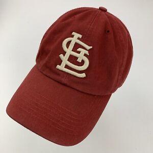 St Louis Cardinals Ball Cap Hat Fitted L Baseball