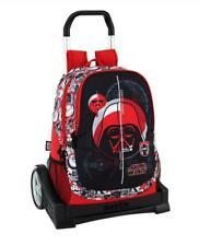 Star Wars cartable à roulettes Mission trolley L sac dos 43 cm détachable 317530