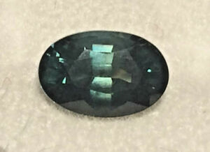 Sapphire Blue, Green, Gold, Parti, Natural Genuine Earth Mined Untreated 1.45ct