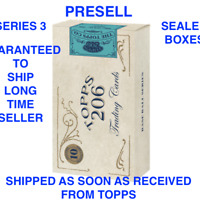 2020 Topps T206 Baseball Series 3 PRESALE Sealed Boxes Online Exclusive