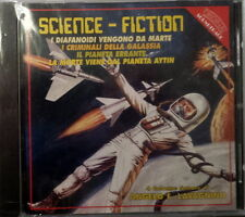 SCIENCE FICTION - CD Soundtrack OST - Angelo Lavagnino