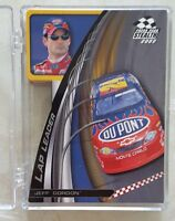 2002 PRESS PASS STEALTH LAP LEADER  COMPLETE INSERT SET OF 27