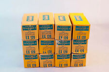 Vintage Kodak Lot10 NOS Ektachrome X Daylight Blue Flash EX120 Color Film slides