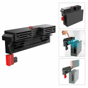 5000RPM External Dual Cooling Fan With On/Off Switch For Nintendo Switch Dock