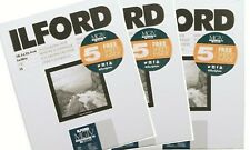 Ilford Multigrade 8x10 ( 20.3x25.4cm) 30sh Bonus pack Pearl 44M (3 pack)