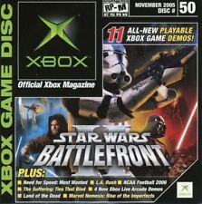 Official Xbox Magazine Demo Disc #50 - Microsoft Xbox