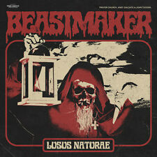 Beastmaker - Lusus Naturae LP - Purple Vinyl - NEW COPY - Rise Above Doom Metal