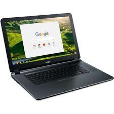 Acer 15.6 Chromebook Laptop Computer Chrome OS Intel Celeron N3060 Dual-Core
