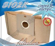 S102k 8 Sacchetti Filtro Carta x Samsung Serie NC Vc900e