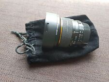 Samyang 8 mm F3.5 Fisheye Manual Focus Lens for Nikon-AE
