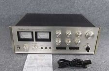 Accuphase E-202 Control amplifier RARE Pre-owned EMS Fast shipping