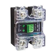 1 x Rele De Estado Solido Crydom 25 A RMS, voltaje cero, panel mount, 280 V rms
